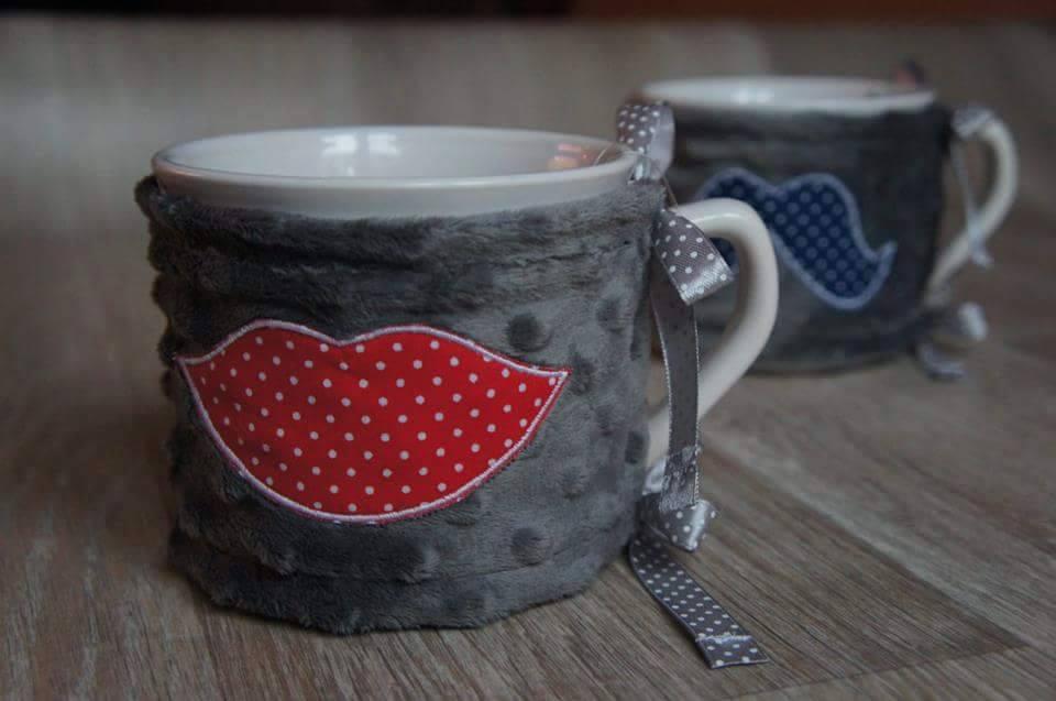 Plac Francuski-kubek na herbatę