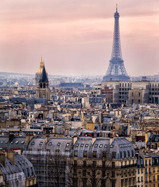 nietypowe przewodniki po Paryżu