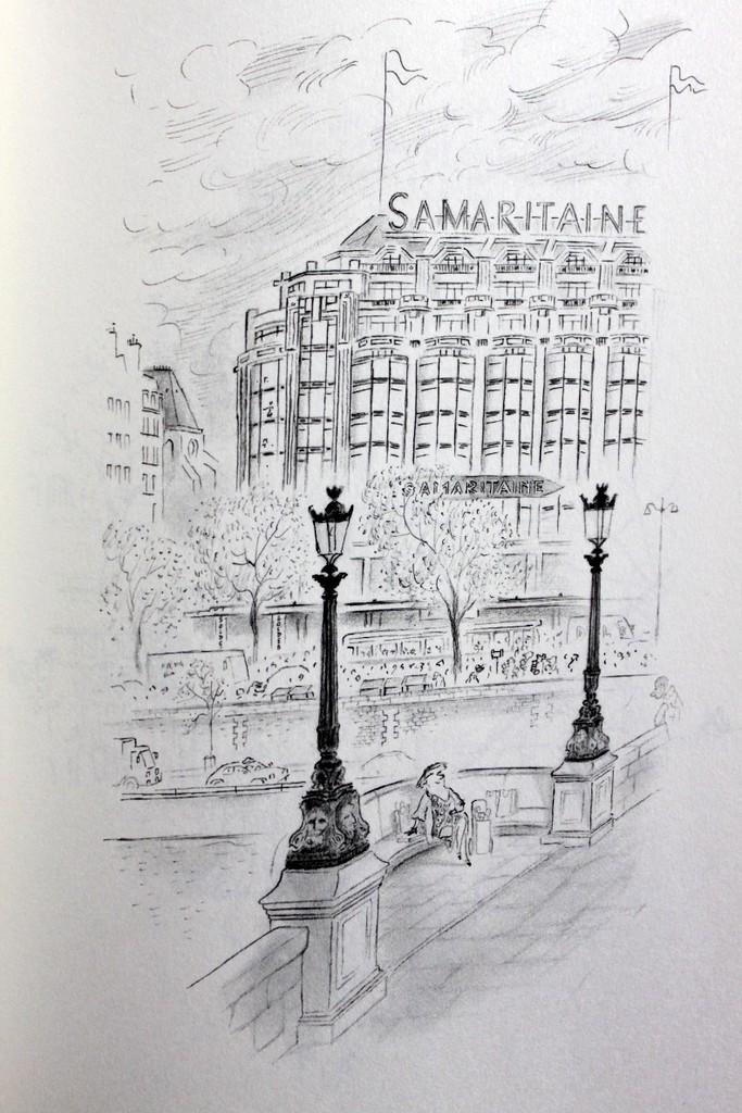księgarnia Plac Francuski - Paryż Sempe