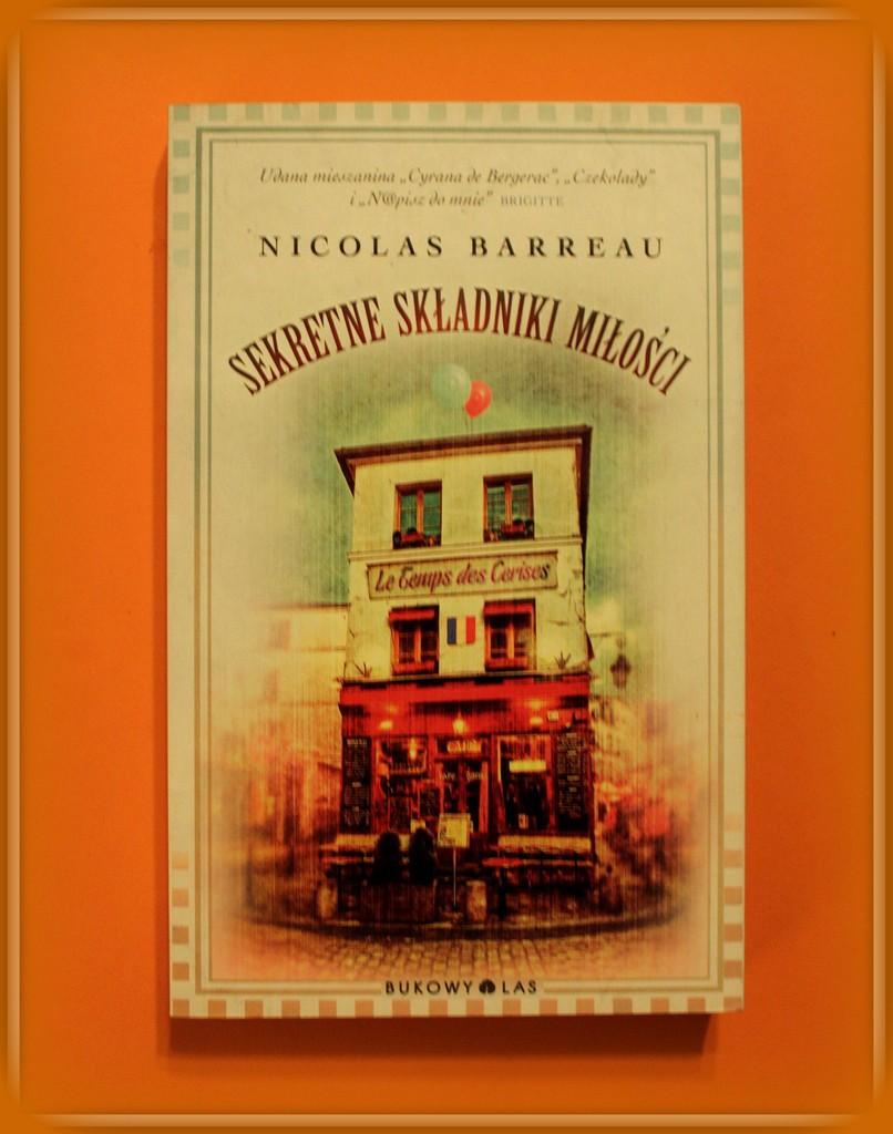 sekretne składniki miłości- księgarnia Plac Francuski