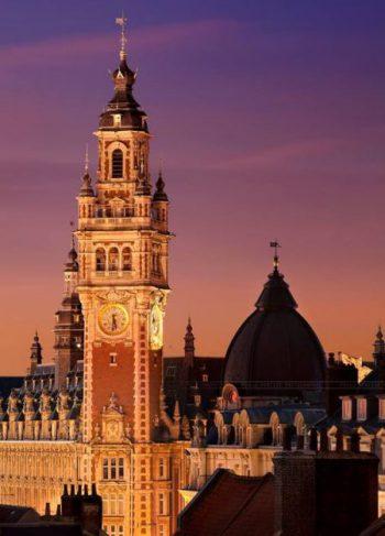 beffroi wieże strażnicze Francja