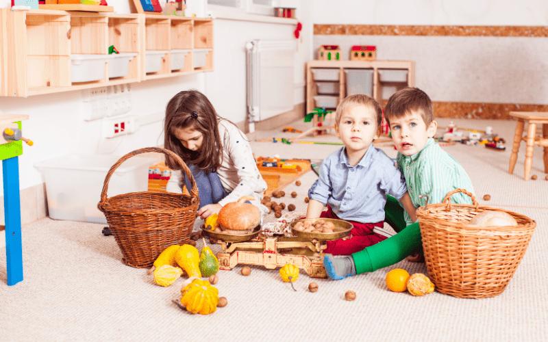 Metoda Marii Montessori ma wielu zwolenników.