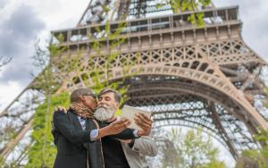 Zakochani w Paryżu.